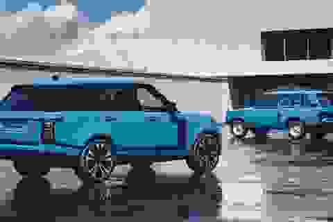 Phiên bản đặc biệt Range Rover Fifty đánh dấu 50 năm truyền cảm hứng
