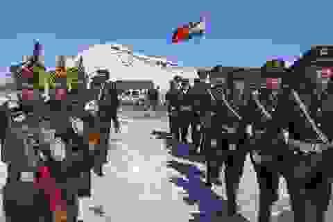 Đụng độ đổ máu ở biên giới Ấn -Trung