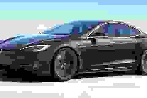 Tesla Model S cán mốc 647km sau mỗi lần sạc điện