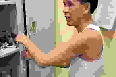 """Hà Nội: Bắt """"Ninja"""" đột nhập trụ sở xã trộm cắp tài sản"""
