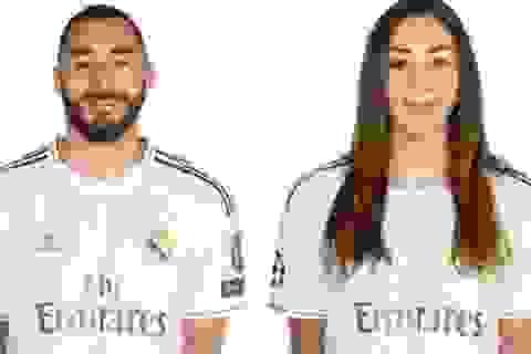 """Hài hước khi dàn cầu thủ Real Madrid đồng loạt hoá """"mỹ nhân"""""""