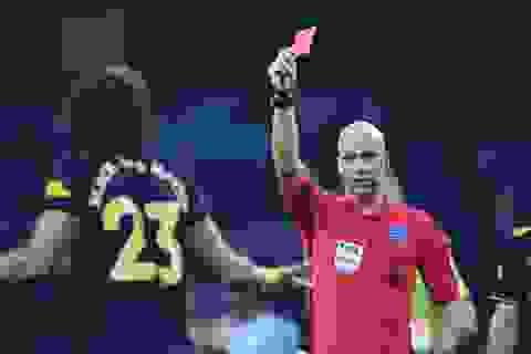 Man City 3-0 Arsenal: David Luiz trở thành tội đồ