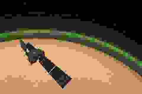 Xuất hiện quầng sáng xanh trên sao Hỏa