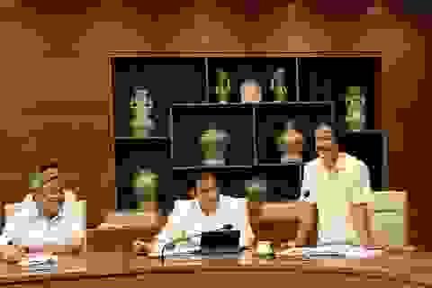 Phó Thủ tướng: Tạo điều kiện tối đa biên soạn bộ Quốc sử, Quốc chí