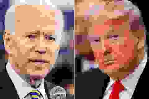 Joe Biden dẫn trước ông Trump trong thăm dò dư luận