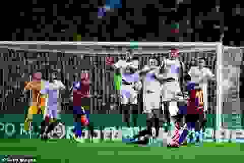 Sevilla - Barcelona: Bước ngoặt quyết định của mùa giải