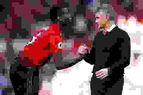 Paul Pogba sẽ ra sân trong trận đại chiến với Tottenham?