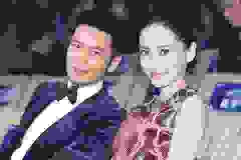 Huỳnh Hiểu Minh tiếp tục vắng mặt trong cuộc vui của vợ con