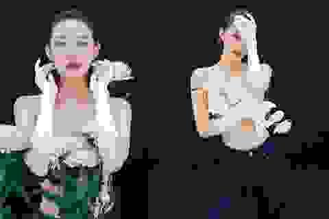 Tuổi 33 chưa vội lấy chồng, Minh Hằng nude táo bạo mừng sinh nhật