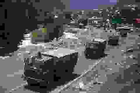 """Ảnh vệ tinh """"tố"""" hoạt động của Trung Quốc trước vụ đụng độ với Ấn Độ"""