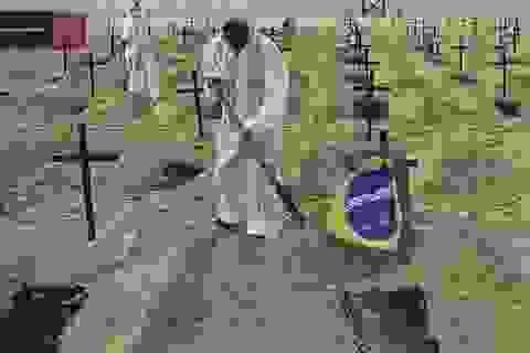 """49.000 người chết, Brazil có thể trở thành """"ổ dịch"""" Covid-19 lớn nhất"""
