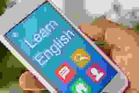 Những ứng dụng giúp tự học và nâng cao kỹ năng tiếng Anh trên smartphone