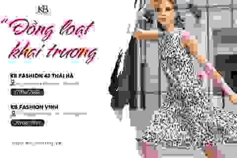 KB Fashion: 11 năm hành trình xây dựng thương hiệu Việt chất lượng quốc tế