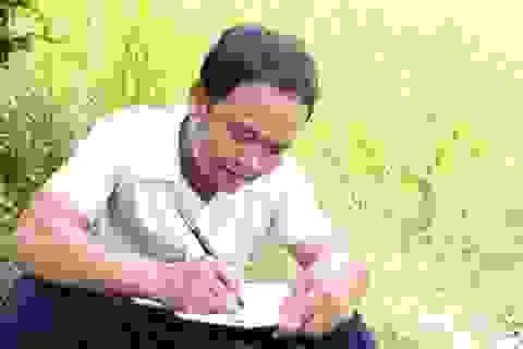 """Phóng viên """"hóa trang"""" tiếp cận hiện trường vụ thảm án ám ảnh nhất Nghệ An"""