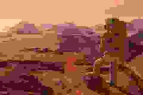 Chỉ cần 110 người để bắt đầu một nền văn minh mới trên Sao Hỏa