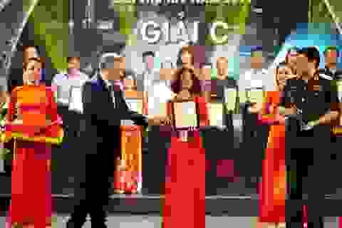 Báo Dân trí giành Giải C Giải Báo chí Quốc gia