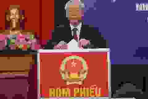 Chỉ thị của Bộ Chính trị về lãnh đạo cuộc bầu cử đại biểu Quốc hội khóa XV