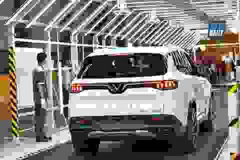 Đồng loạt kiến nghị bỏ thuế tiêu thụ đặc biệt với ô tô