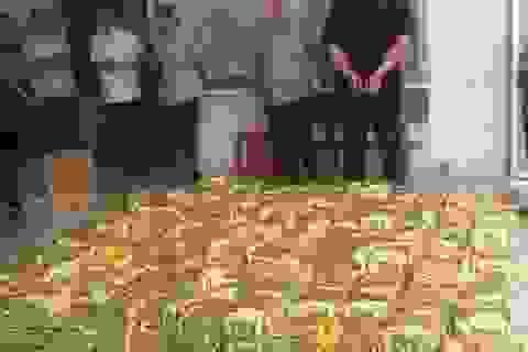 Hai người đàn ông Đài Loan vận chuyển hơn 600 kg ma túy