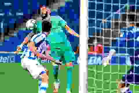 Cuộc đua vô địch La Liga: Barcelona chông chênh, Real Madrid sáng cửa