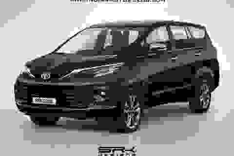Toyota Innova phiên bản nâng cấp hẹn ngày ra mắt