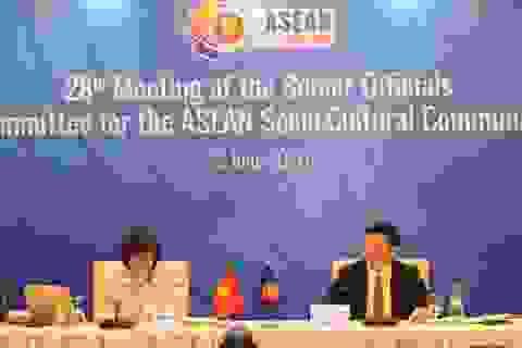 Tăng cường gắn kết hoạt động an sinh xã hội trong cộng đồng Asean