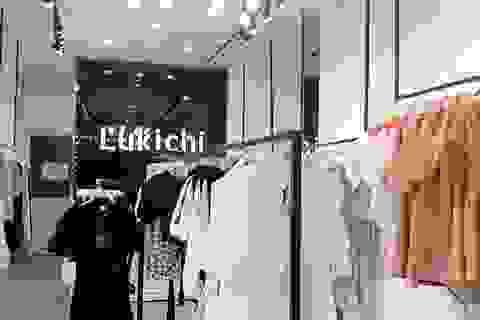 Ra mắt thương hiệu thời trang trang thiết kế LUKICHI