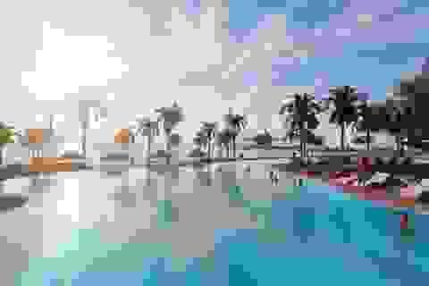 """Chính thức mở bán khu căn hộ """"resort"""" Aquamarine"""