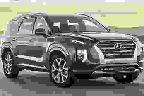 Hyundai tạm dừng sản xuất xe Palisade và Genesis GV80