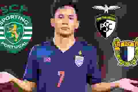 CLB Bồ Đào Nha muốn mua ngôi sao Thái Lan về thay Bruno Fernandes