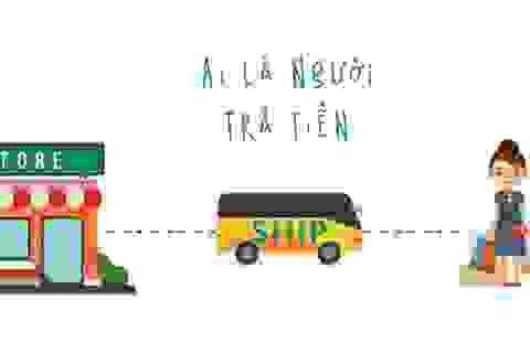 Muôn vẻ phí ship: Làm sao để vui lòng shop bán - vừa lòng khách mua?