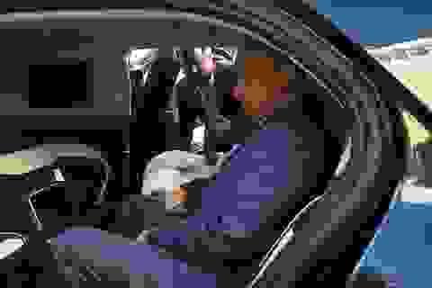 Video hé lộ cách ông Putin được bảo vệ nghiêm ngặt trước dịch Covid-19