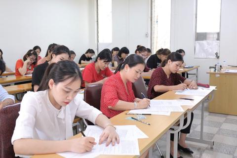 ĐH Quốc gia Hà Nội: Thí sinh đăng ký dự tuyển bậc thạc sĩ tăng mạnh