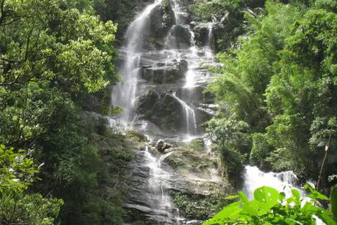 """Khám phá thác nước tuyệt đẹp còn """"ngủ yên"""" ở Hà Tĩnh"""