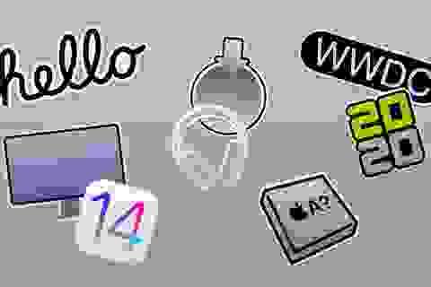 Chờ đợi gì tại WWDC 2020- Sự kiện quan trọng nhất trong năm của Apple?