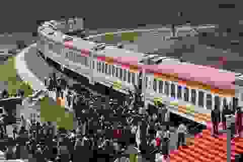 """Dự án đường sắt 3,2 tỷ USD dùng vốn của Trung Quốc bị tuyên """"bất hợp pháp"""""""