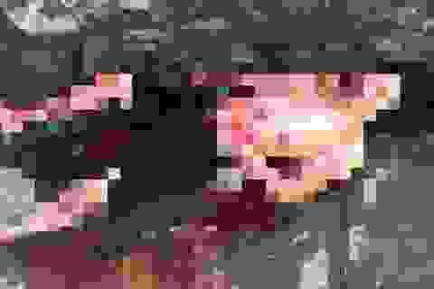 Hà Nội: Mâu thuẫn trong cuộc nhậu, 2 người chém nhau thương vong