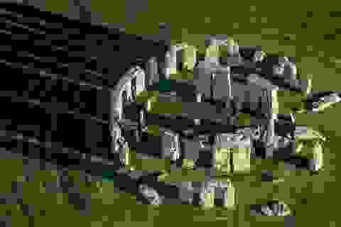 Phát hiện vòng tròn trụ đá bí ẩn 4.500 năm tuổi gần bãi đá cổ Stonehenge
