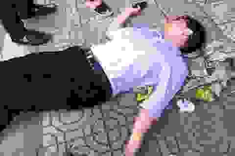 Khởi tố vụ cán bộ phường bị hành hung bất tỉnh trên đường