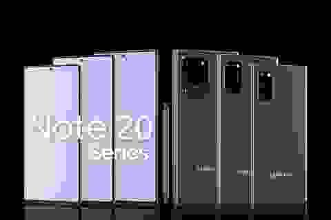Hé lộ nhiều điều bất ngờ về Galaxy Note20 và Galaxy Watch 3