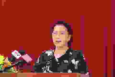 Chủ tịch Quốc hội: Cán bộ đã có vấn đề thì không đưa ra bầu ở đại hội