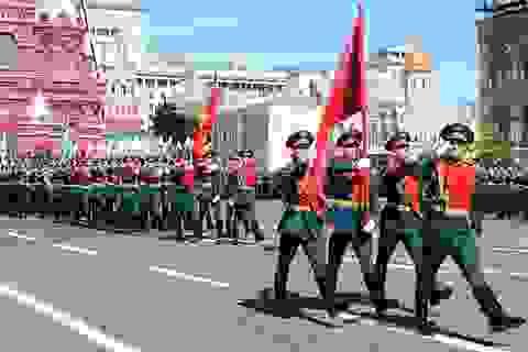 Hôm nay, Nga duyệt binh long trọng kỷ niệm 75 năm Ngày Chiến thắng