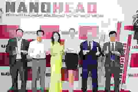 Ra mắt Viên sủi tiền đình Nano Head công nghệ cao