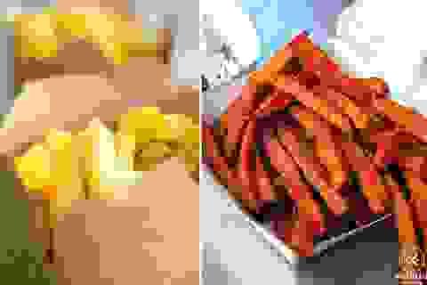 Khoai lang và khoai tây: Loại nào có lợi hơn cho sức khỏe?