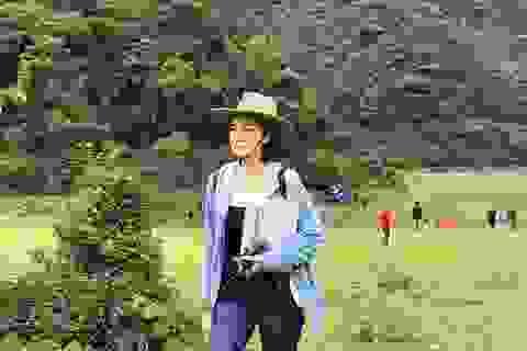 """Lên Cao Bằng quay """"Kiều"""", đoàn phim của Mai Thu Huyền gặp mưa to gió lớn"""