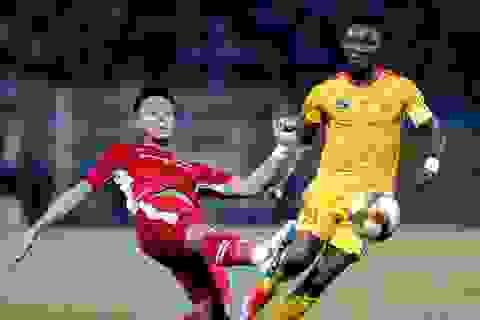 Phong độ trái ngược của Quế Ngọc Hải ở đội tuyển Việt Nam và V-League