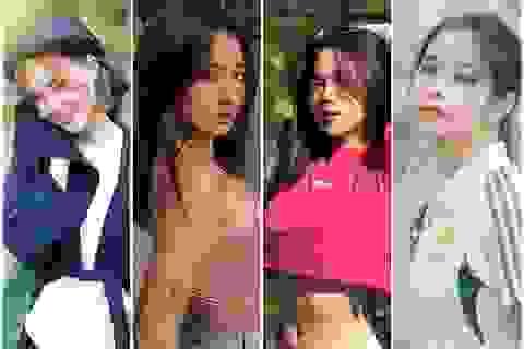 Những gương mặt hot girl xinh đẹp nổi bật trong tháng 6