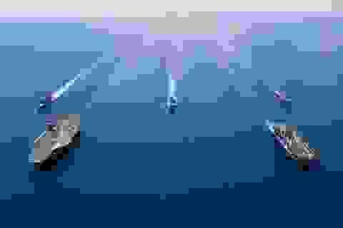 Mỹ vạch chiến lược răn đe Trung Quốc ở Ấn Độ Dương-Thái Bình Dương