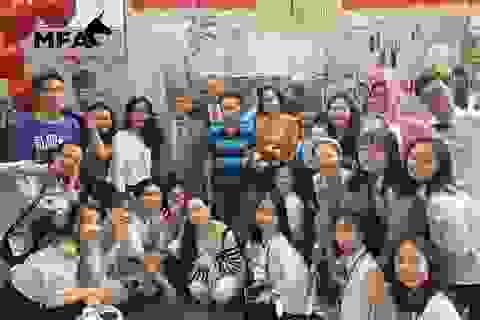 Học viện Ngoại giao mùa tuyển sinh 2020: Điều chỉnh phương án tuyển sinh tiếng Pháp