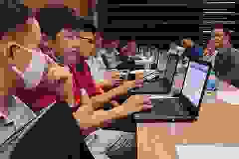 Việt Nam diễn tập phòng chống tấn công mạng xuyên quốc gia